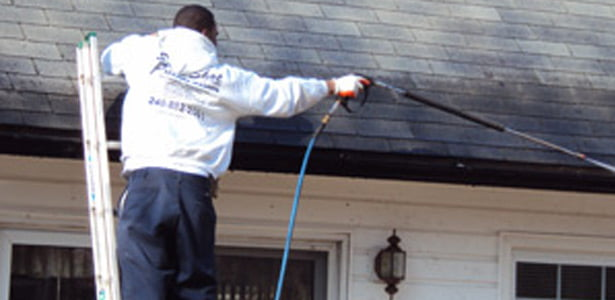 Residential Pressure Washing Services in Virginia