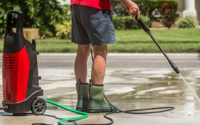 Are Electric Pressure Washers Strong Enough for My Walkway?