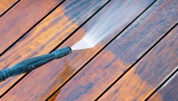 Deck & Fence Cleaning in Bowie, MD