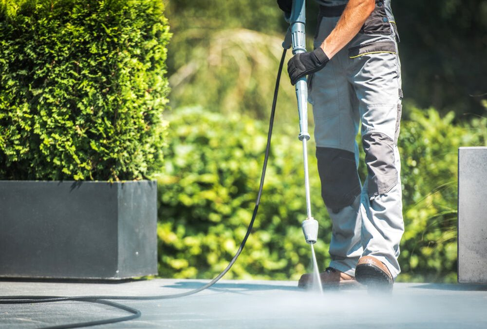Safe and Effective Pressure Washing