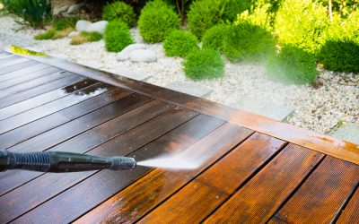 Where Can I Use Pressure Washing on My Home?